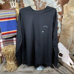 Eddie Bauer Men's Long Sleeve Shirt  Size XL NWT